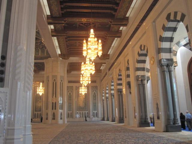 La Grande Mosquée de Muscat