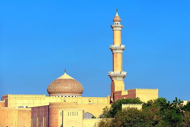 La mosquée de Nizwa