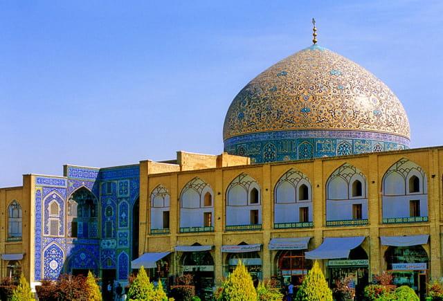 La mosquée Sheikh Lotfollah