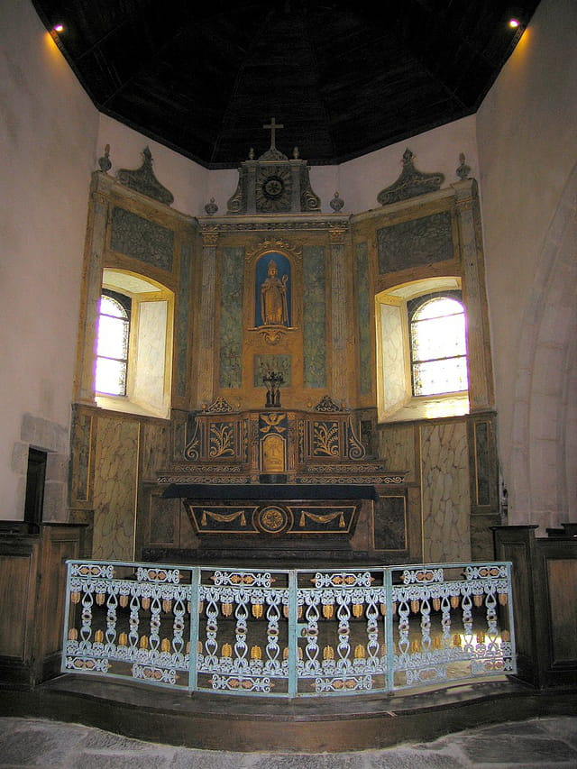 La Nef de la Vieille église (3)
