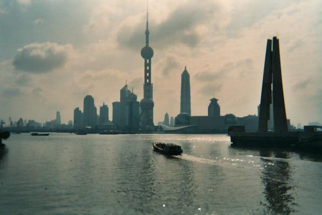 La nouvelle Shanghai