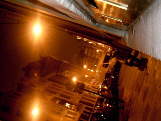 La nuit dans paris