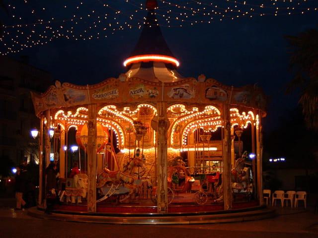 La nuit le carrousel