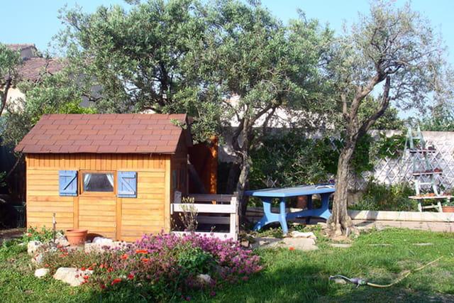 La p'tite maison dans la prairie