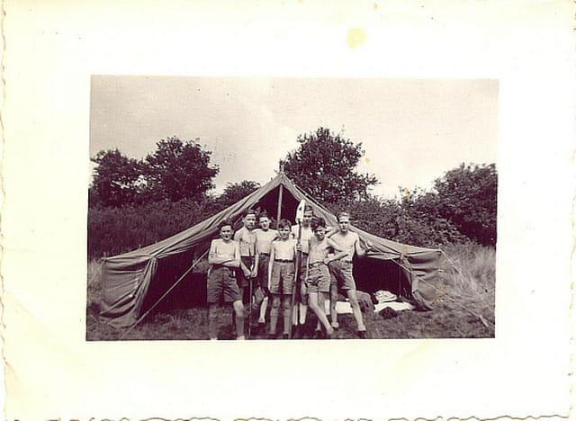 La patrouille (camp d'oteppe)
