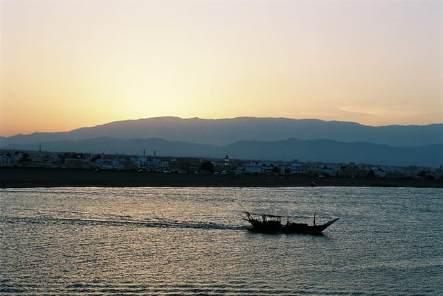 La pêche en Oman