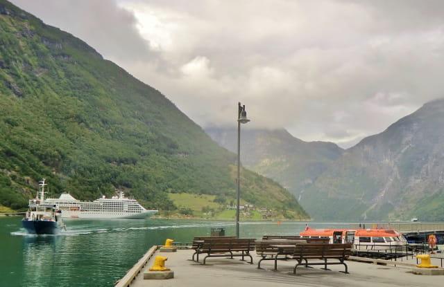 La perle des Fjords de Norvège
