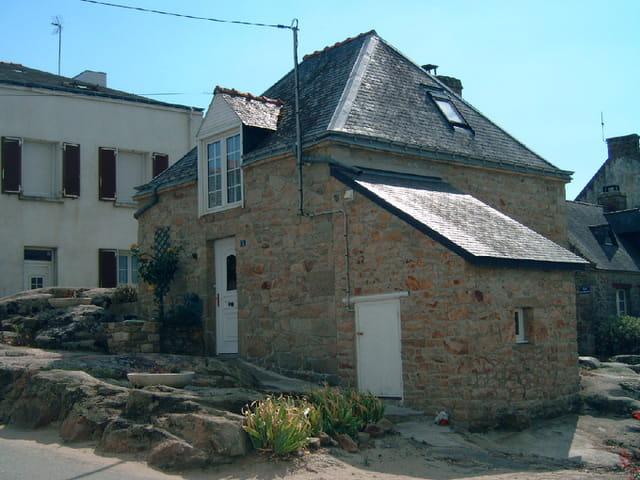 La petite maison sur le rocher