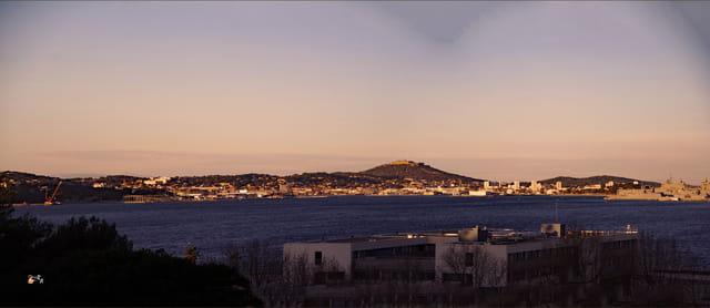 La petite rade de Toulon