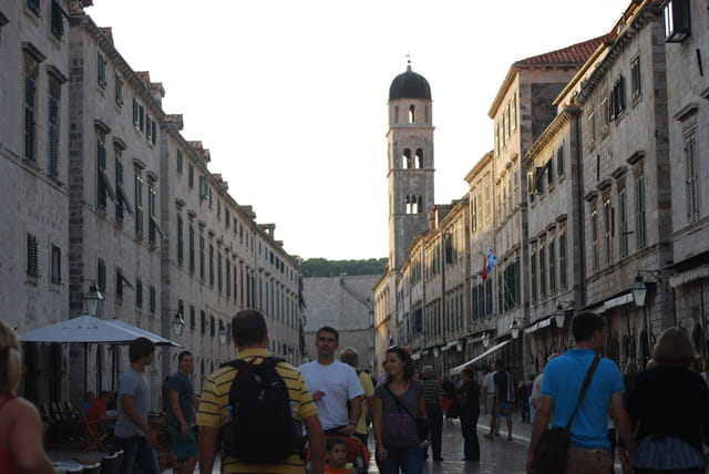 la Placa de Dubrovnik