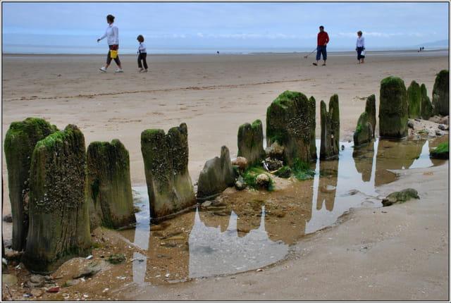 La plage de la Falaise