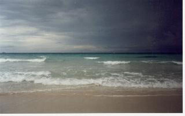 La plage de miami