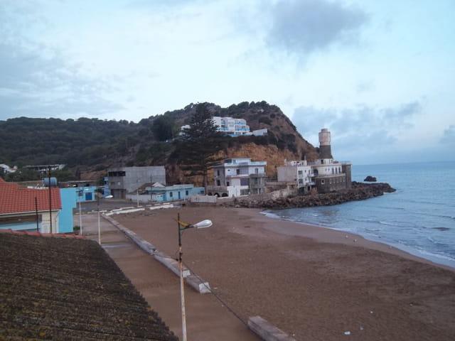 ''la plage'' en automne 2011