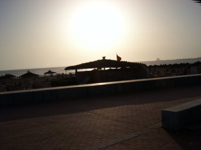 La plage encore