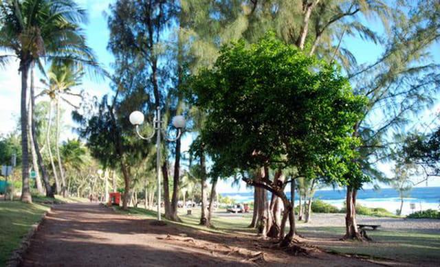 la plage Grand Anse