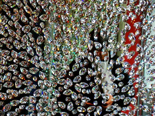 La Pluie des Diamantes
