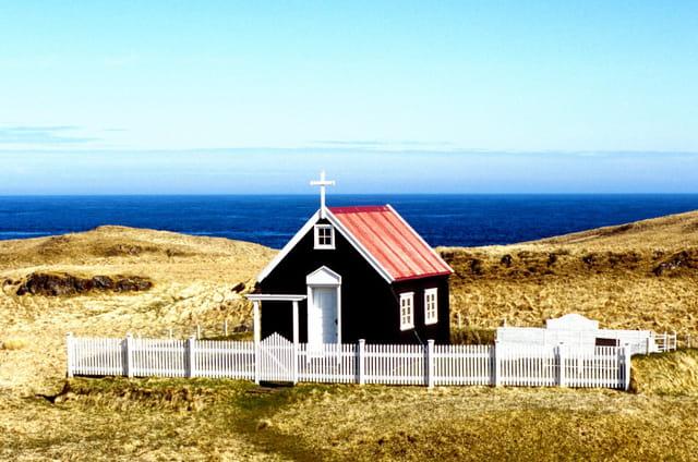 La plus ancienne église du pays.