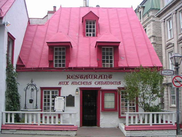 La plus ancienne maison à Québec