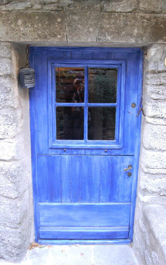 La porte bleue par g rard brugnot sur l 39 internaute - La porte bleue en belgique ...