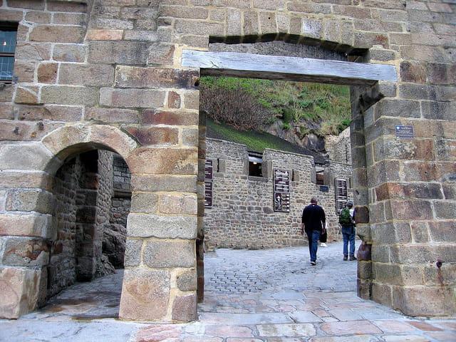 La Porte de l'Avancée
