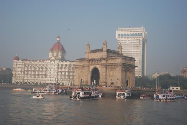 la Porte de l'Inde