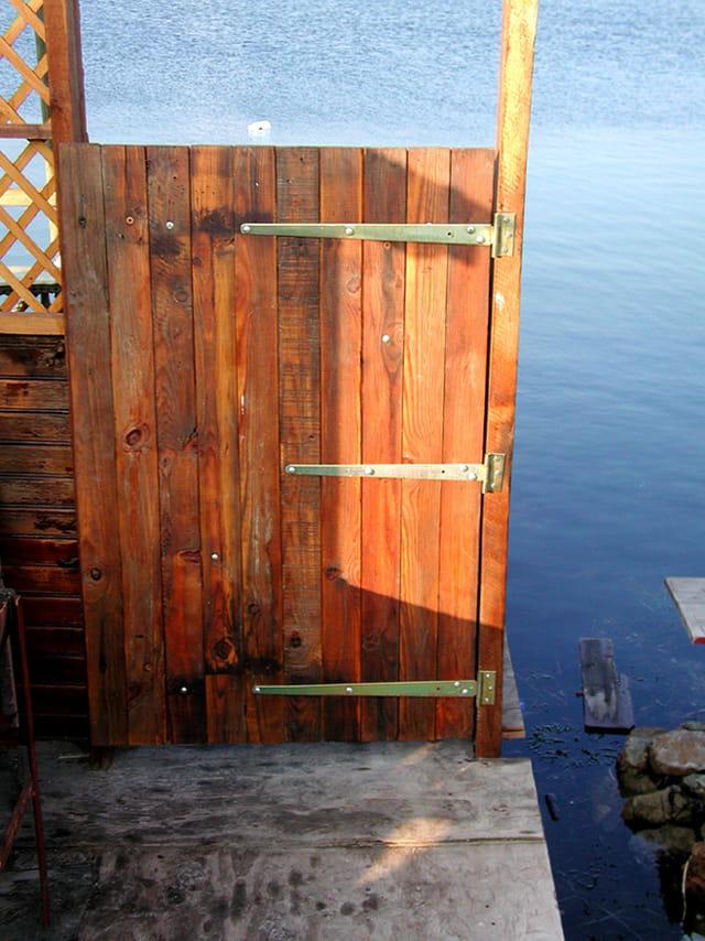 La porte de la mer