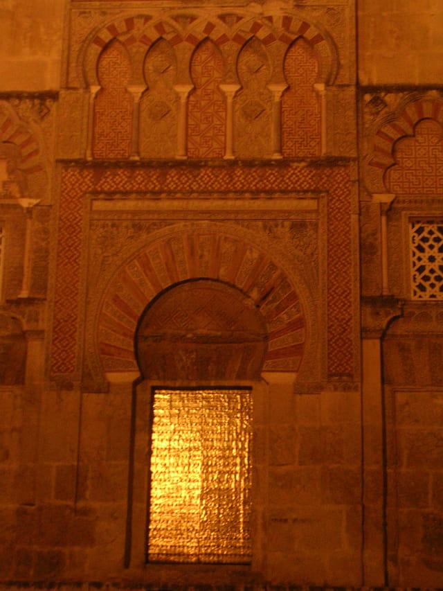 La porte dorée