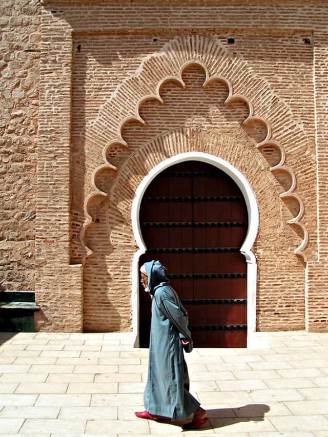 La porte du maroc