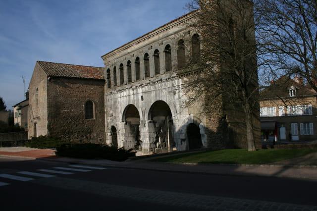 La porte Saint-André