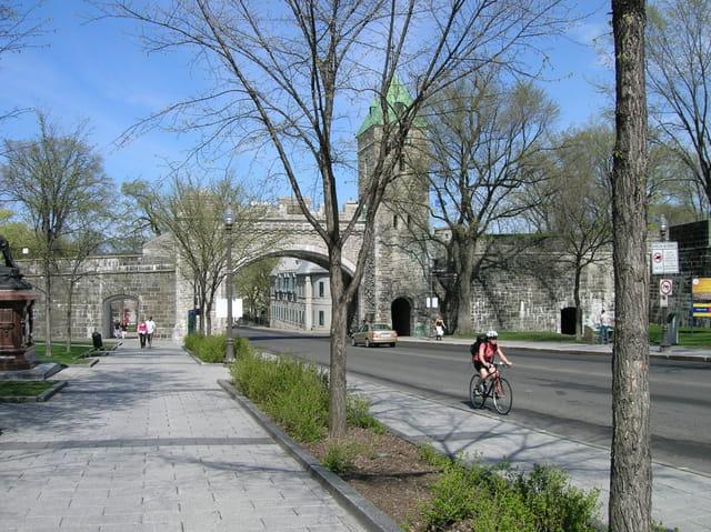 La Porte Saint-Louis Grande Allée Québec