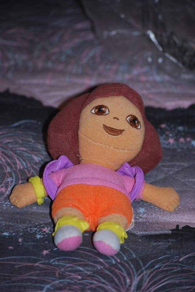 La poupée de chiffon