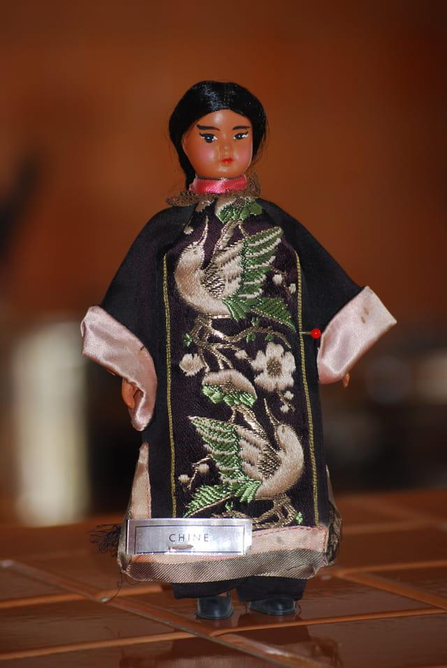 la poupée japonaise