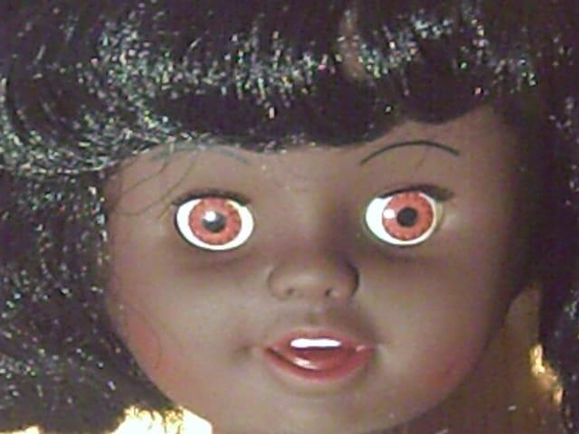 La poupée noire