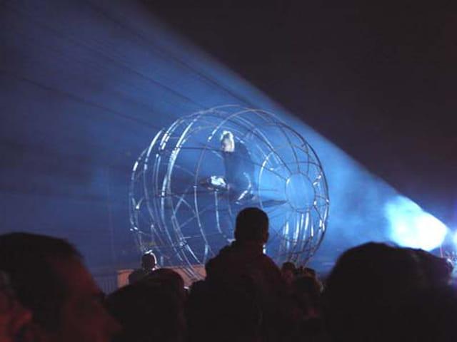 La prison bulle