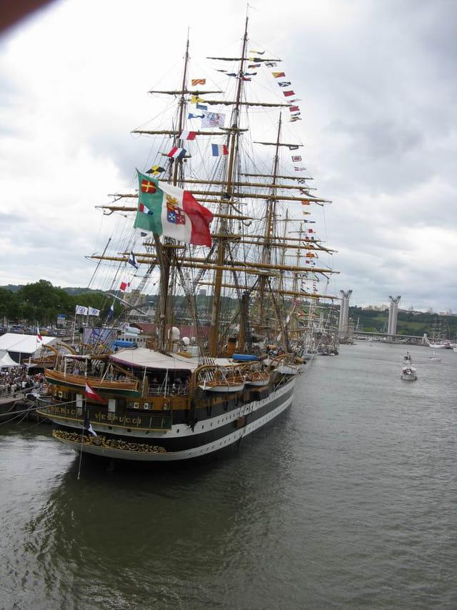 La reine de beauté de l'Armada, édition 2008