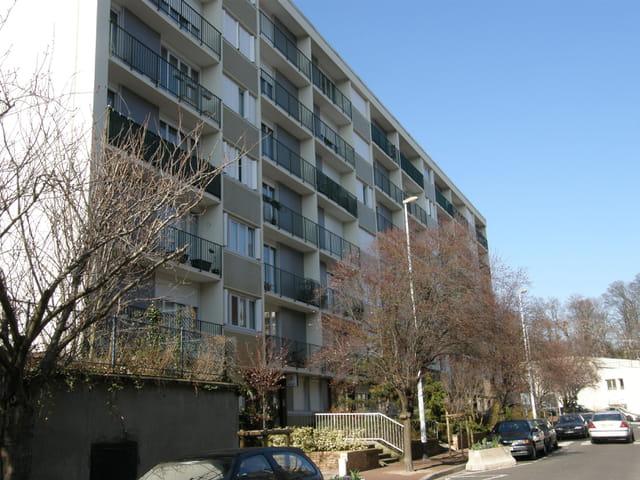 La résidence du 2 et 2 bis Rue Schuman, au Pecq