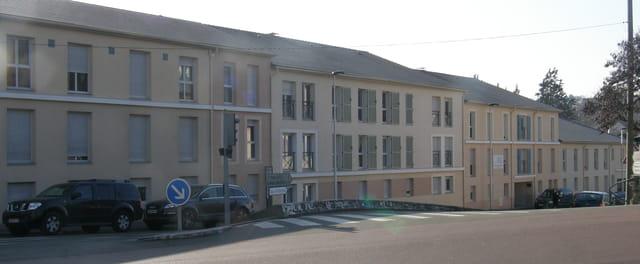 La résidence étudiante du Pecq