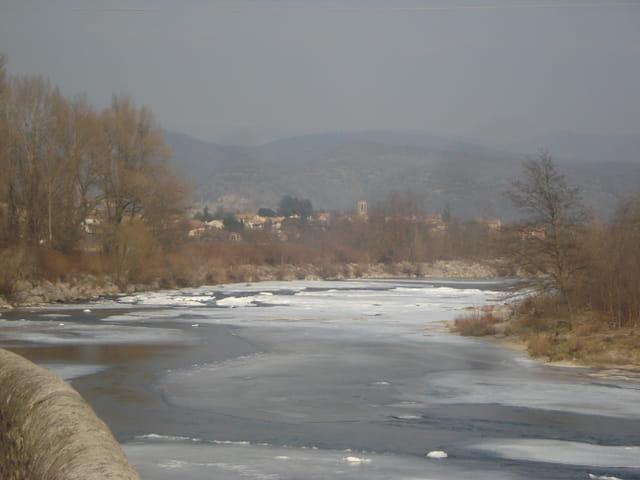 La rivière Ardeche