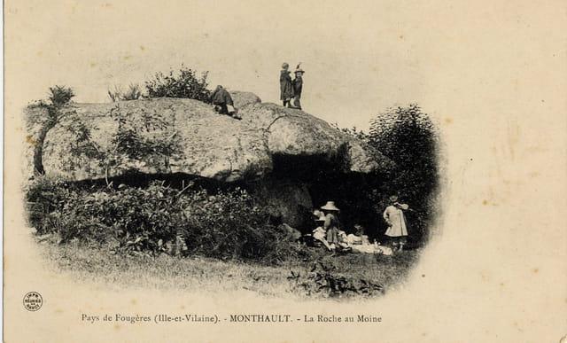 La Roche au moine
