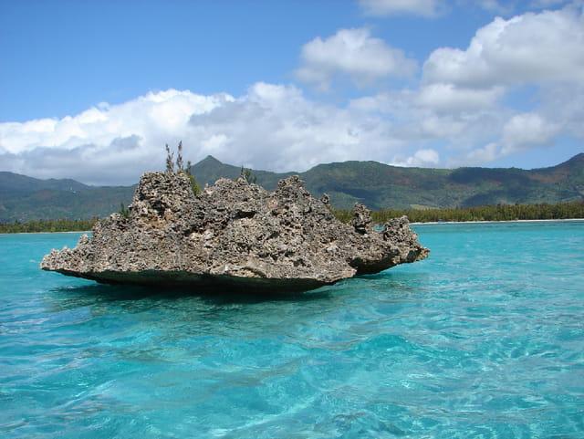 La roche bénitiers
