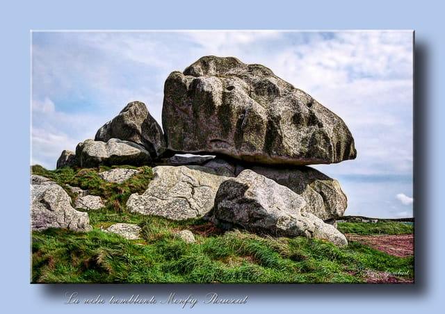 La roche tremblante