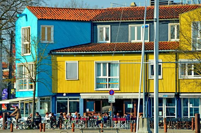 La Rochelle printanière : le Gabut