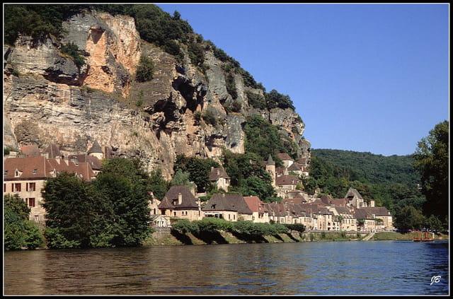 La Roque Gageac...