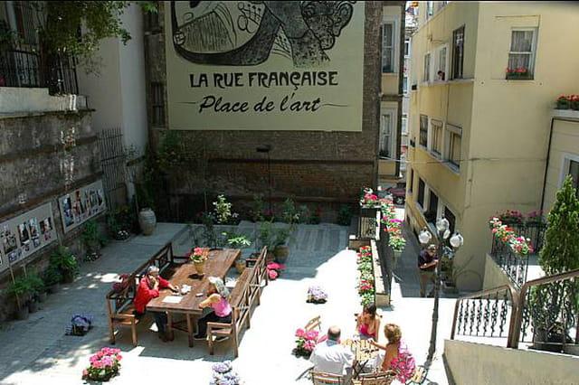 La rue française