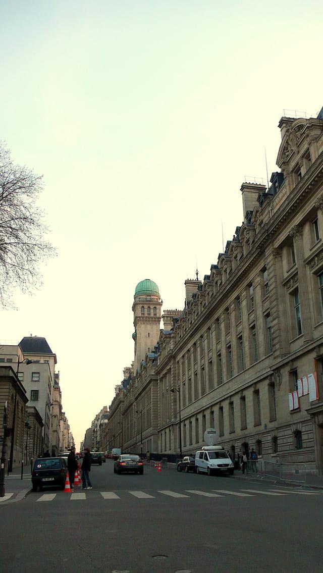 La rue St Jacques
