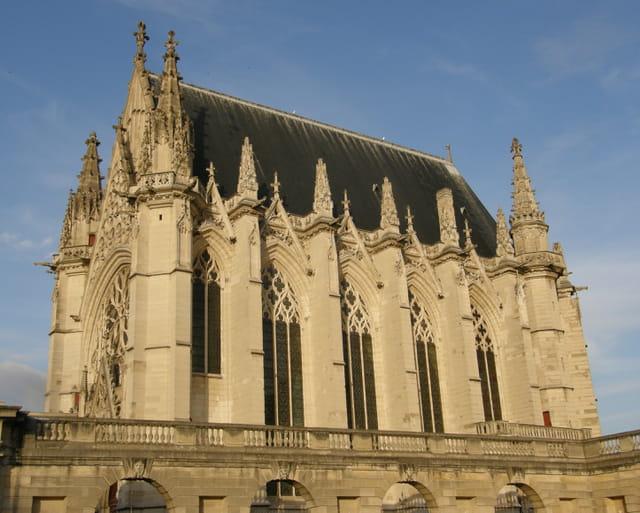 La Sainte Chapelle de Vincennes (2)