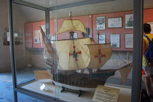 la Santa Maria, bateau de Christophe Colomb