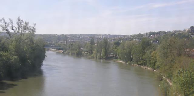 La Seine au Pecq