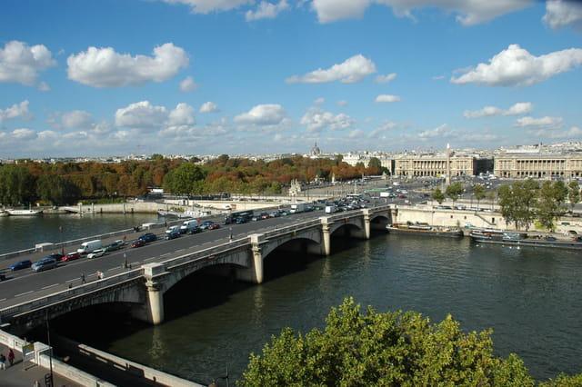 La Seine et la Concorde
