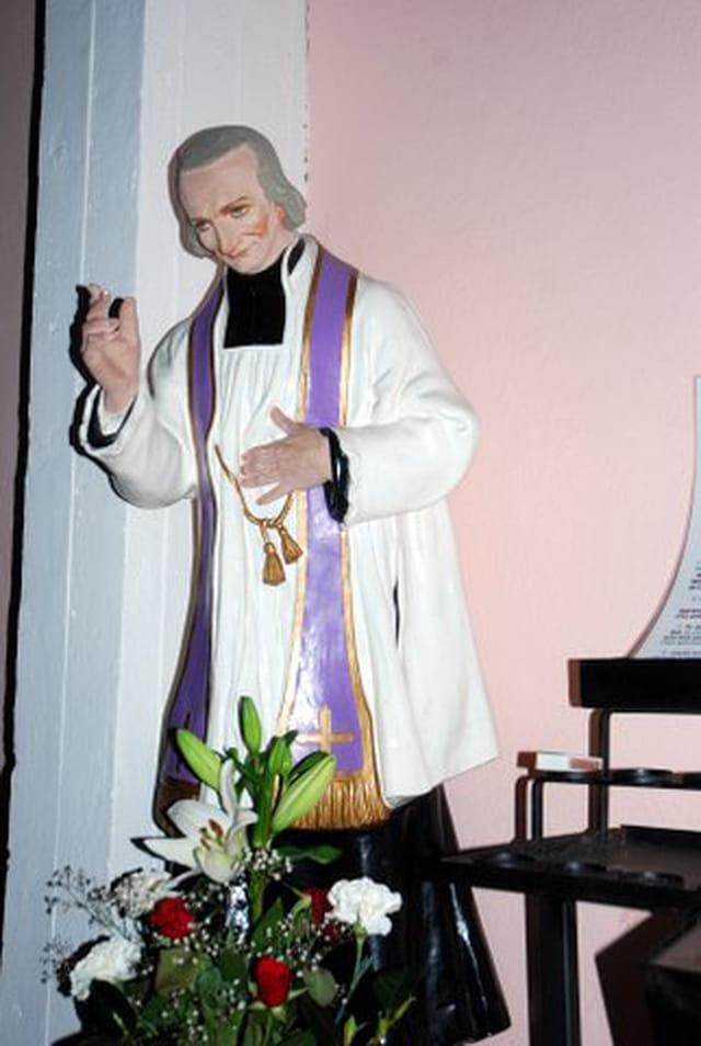 la statue religieuse